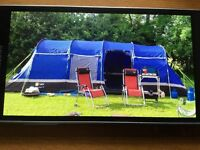 Hi Gear Elite 10 Person Tent and Cooker
