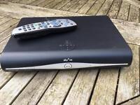 Sky+ HD box plus Sky On Demand box