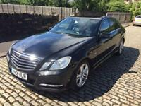2012 (12) Mercedes Benz E220, CDI, Executive SE, Blue Efficiency, FSH. HEATED LEATHER ++ SAT NAV