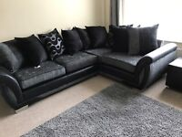 L shape sofa from DFS