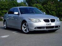 2003 BMW 525i Se 6 speed auto. Service History. Mot August 2017. Tan Leather. BMW 5 series e60.