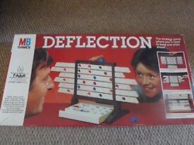 MB Deflection Board Game