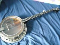 5 string john gray banjo of 1930