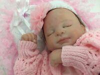 Lovely Reborn Baby Girl Doll