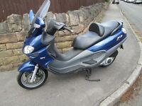 Practically brand new condition Piaggio x9 250 cc evolution, best example in the country by far.