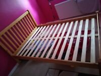 Bed double John lewis