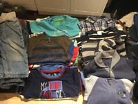6-9 Months Baby Boys Clothes Bundle. 80+ Items