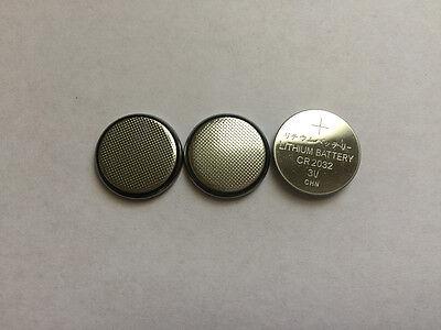 3pc CR2032 DL2032 BR2032 LM2032 2032 3V Bulk Lithium battery