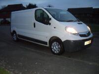 Vauxhall Vivaro 2.0 cdti Diesel Van LWB Long Wheel Base