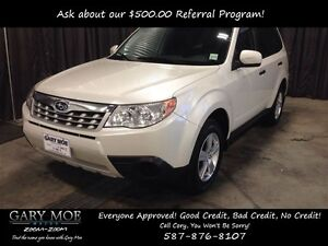2011 Subaru Forester 2.5X Convenience Package