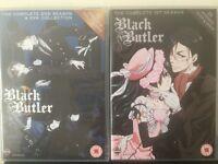Black Butler Japanese manga DVD