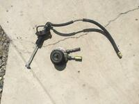 Used LS1 clutch master cylinder and slave (13,000 miles)