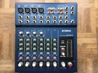 Yamaha MG10/2 Mixing Console analogue in perfect condition with power adapter