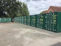 STORAGE CONTAINERS TO RENT £100p/m. ALL SIZE INSIDE STORAGE UNITS FROM £45p/m