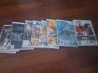 Nintendo wii console n extras