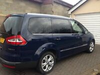 2012 Ford Galaxy Titanium X, Pan Roof, Leather