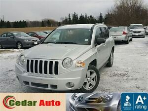 2010 Jeep Compass North Edition - Managers Special