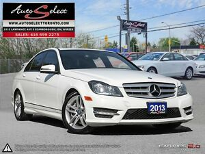 2013 Mercedes-Benz C-Class 4Matic C300 AWD ONLY 92K! **CLEAN...