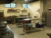 HIRE A COMMERCIAL KITCHEN - DAILY /WEEKLY / MONTHLY FROM £22.50 PER HOUR!!