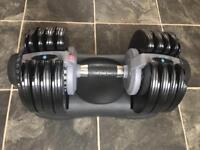 Men's Health Adjustable Dumbbell 5-32.5kg