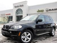 2012 BMW X5 35I 7-SEATER XDRIVE NAV 3D CAM LEATHER SUNROOF 18