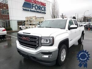 2016 GMC Sierra 1500 SLE, 5.7 Ft Box, Seats 6, 31,690 KMs, 5.3L