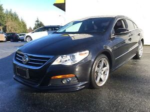 2011 Volkswagen CC Highline 3.6 4Motion R-Line w/ Tech