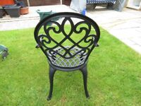 x6 Garden Dining Chairs.