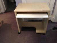 Computer work desk
