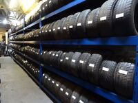 **PaisleyPartWorn tyres OVER 3000 CAR/VAN/4x4 TYRES UNDER 1 ROOF opn sat 9-5pm PUNCTURES £8 TAXI £5
