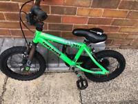 Tony hawk BMX children's bike