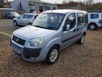 2008 Fiat Doblo 1.4 8v Dynamic 1 Owner since new