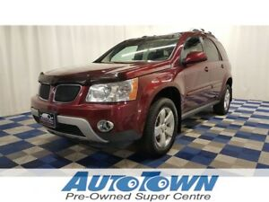 2009 Pontiac Torrent GT AWD/LEATHER/SUNROOF/BLUETOOTH