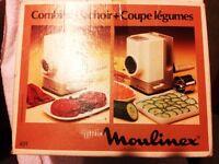 *CHARITY SALE* Vintage / Retro Moulinex HAND BLENDER