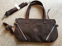 Brown Kipling Small Shoulder Bag