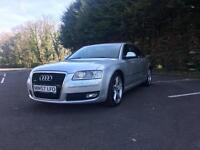 Audi A8 3.0tdi quattro sport 2008 facelift fsh full years mot