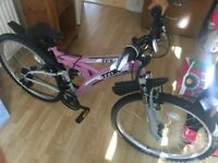 Brand new Trax mountain bike