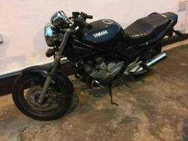 Yamaha xj6, not cbr, cbf or triumph