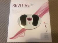 Revitive LV circulation booster brand new - used once!