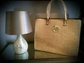 Mulberry Mock Croc Handbag