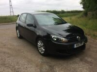 Volkswagen Golf 2011 Damaged