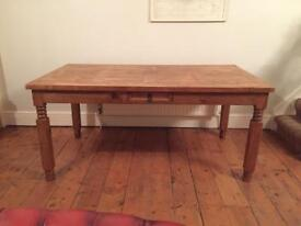 Dining table (free local delivery)