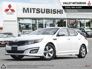 2014 Kia Optima LX - FWD, Bluetooth, Power Seats