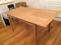 John Lewis Alba 4-6 Seater Extending Dining Table