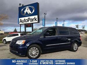 2016 Chrysler Town & Country Touring-L   Remote Start   Heated L