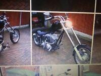 Harley swap