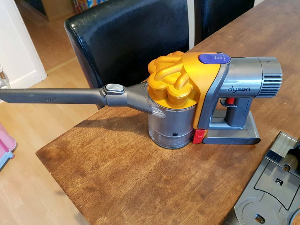Dyson DC34 and stand
