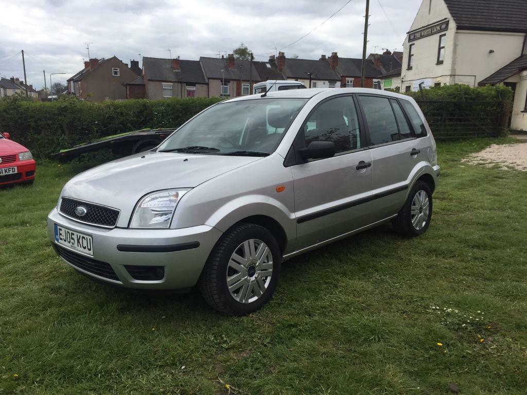 2005 ford fusion 1 6 12 month mot in huthwaite nottinghamshire gumtree. Black Bedroom Furniture Sets. Home Design Ideas