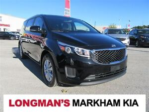 2016 Kia Sedona LX+ Power Doors Rear Climate