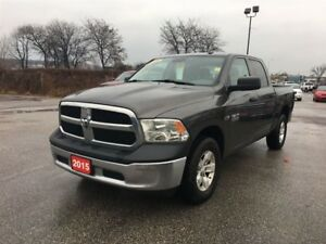 2015 Ram 1500 ST | HEMI | 4X4 | ONE OWNER